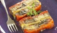 Терин от печени зеленчуци