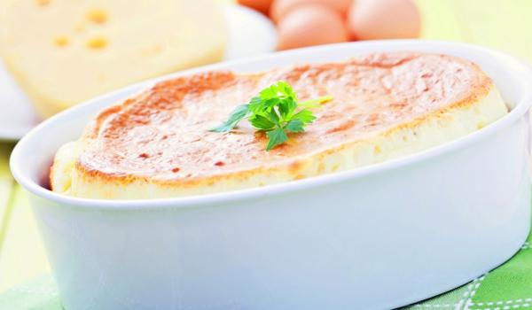Суфле с козе сирене