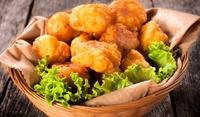Пърженки с ориз и картофи