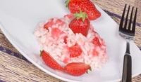 Ризото с ягоди