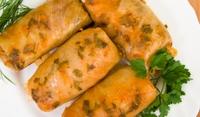 Сарми от кисело зеле със зеленчуци