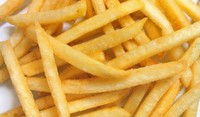 Хрупкави пържени картофки