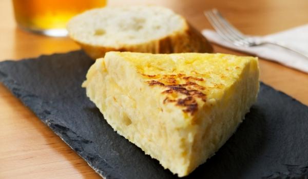 Пай със сирене и картофи