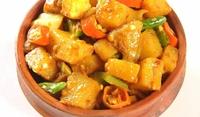 Картофи с кимион Алу Джира