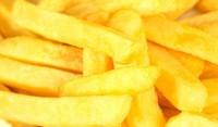 Пържени картофи със сос