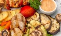Зеленчуци на барбекю