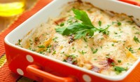 Печени картофи с пащърнак