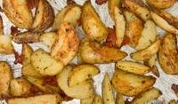 Картофи на фурна с ориенталски подправки