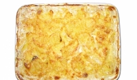 Картофи на фурна със сирене