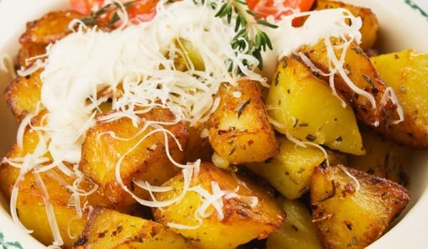Картофи по датски
