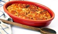 Патладжани с доматен сос на фурна