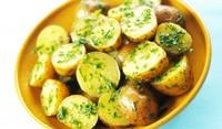 Картофи на пара
