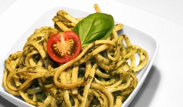 Спагети Капрезе