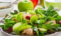 Салата от плодове и зеленчуци