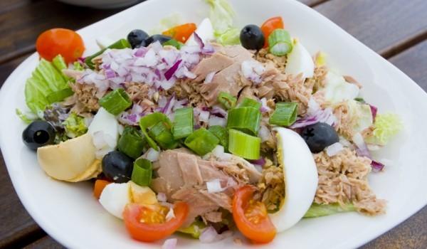Средиземноморска салата