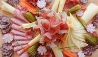 Предястие от кашкавал и моркови