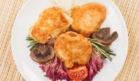 Пъстърва в тесто по руски