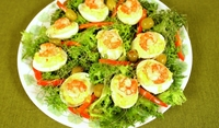 Яйца по френски - ордьовър