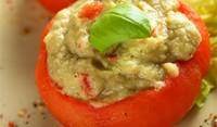 Пълнени домати с печурки