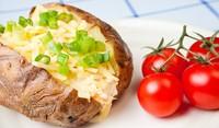 Картофи във фолио