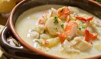 Лобстър биск (супа от омари)