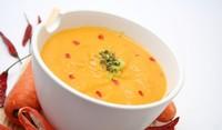 Крем супа от моркови