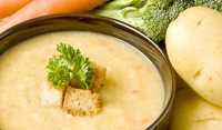 Крем супа от пиле
