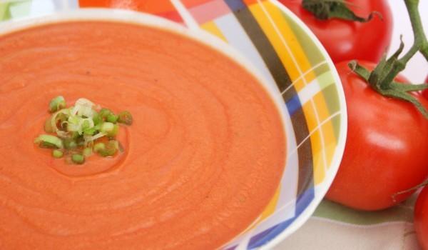 Крем супа от бял фасул
