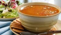 Студена доматена супа по вегетариански
