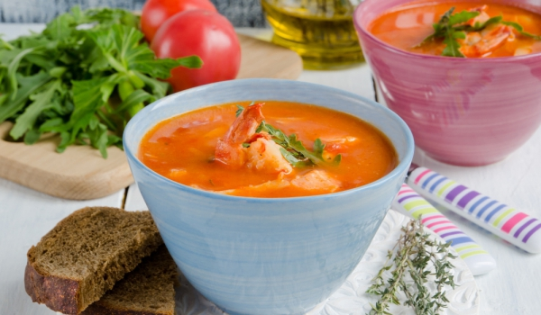 Супа Буябес