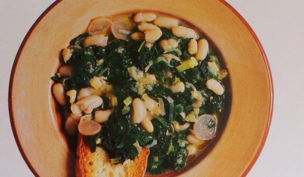 Супа от смесени зеленчуци