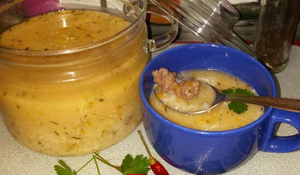 Традиционна супа топчета