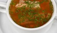 Рибена чорба с лимонтузу