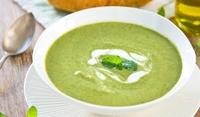 Грахова супа с мента