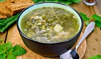 Средногорска супа от коприва