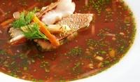 Сицилианска супа от мерлуза