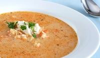 Супа от раци със застройка