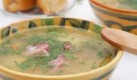 Селска супа от агнешки дреболии
