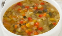 Есенна градинарска супа