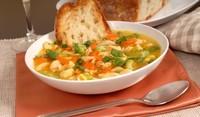 Здравословна зеленчукова супа