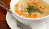 Супа от пилешки фенери