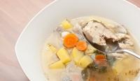 Рибена супа с филе пангасиус