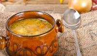 Супа от свинско месо и зеленчуци