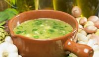 Супа с лапад и картофи