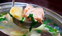 Рибена чорба с толстолоб