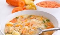 Зеленчукова супа със зеле и картофи