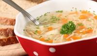Бистра пилешка супа на Бай Данчо