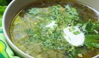Супа с агнешко и лук