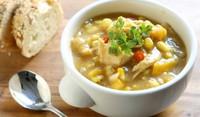 Супа с кокосово мляко