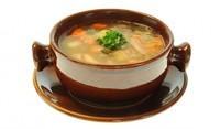 Супа от пилешки дробчета
